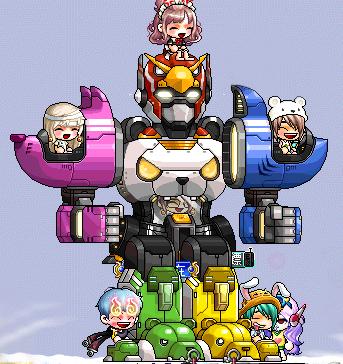 枫之谷-机器人